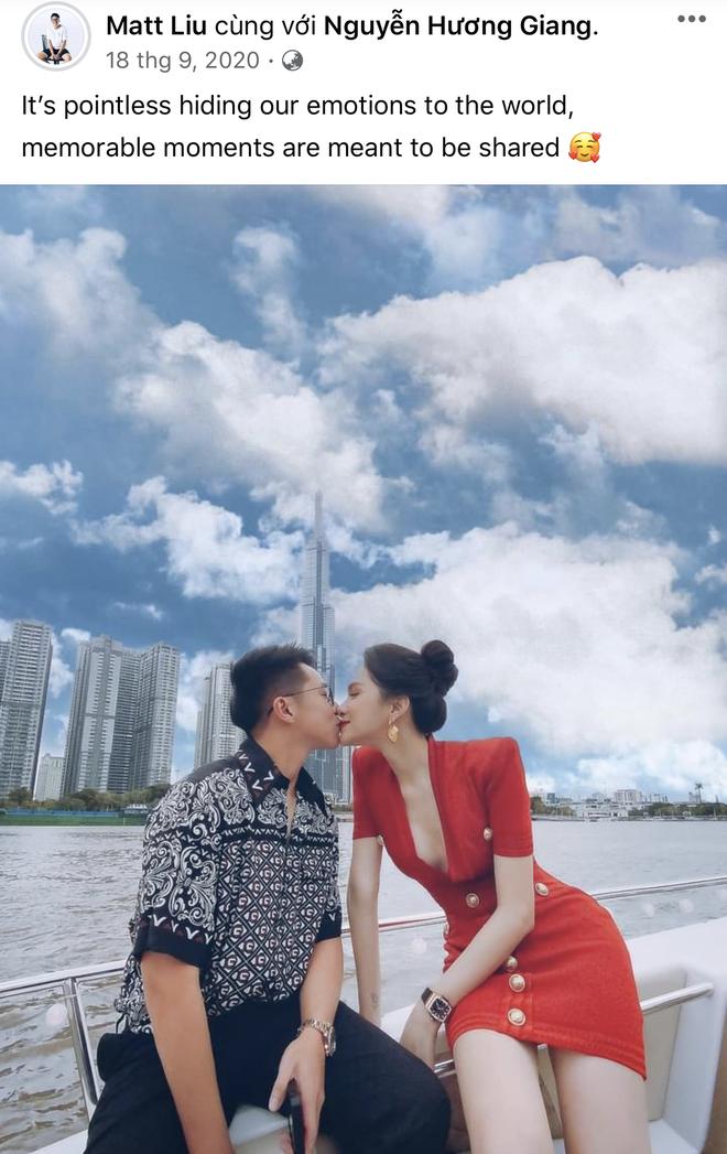 Giữa nghi vấn ở rể Hà Nội 4 tháng nay, Matt Liu lộ 1 điểm thay đổi rõ rệt so với hồi mới yêu Hương Giang - ảnh 5
