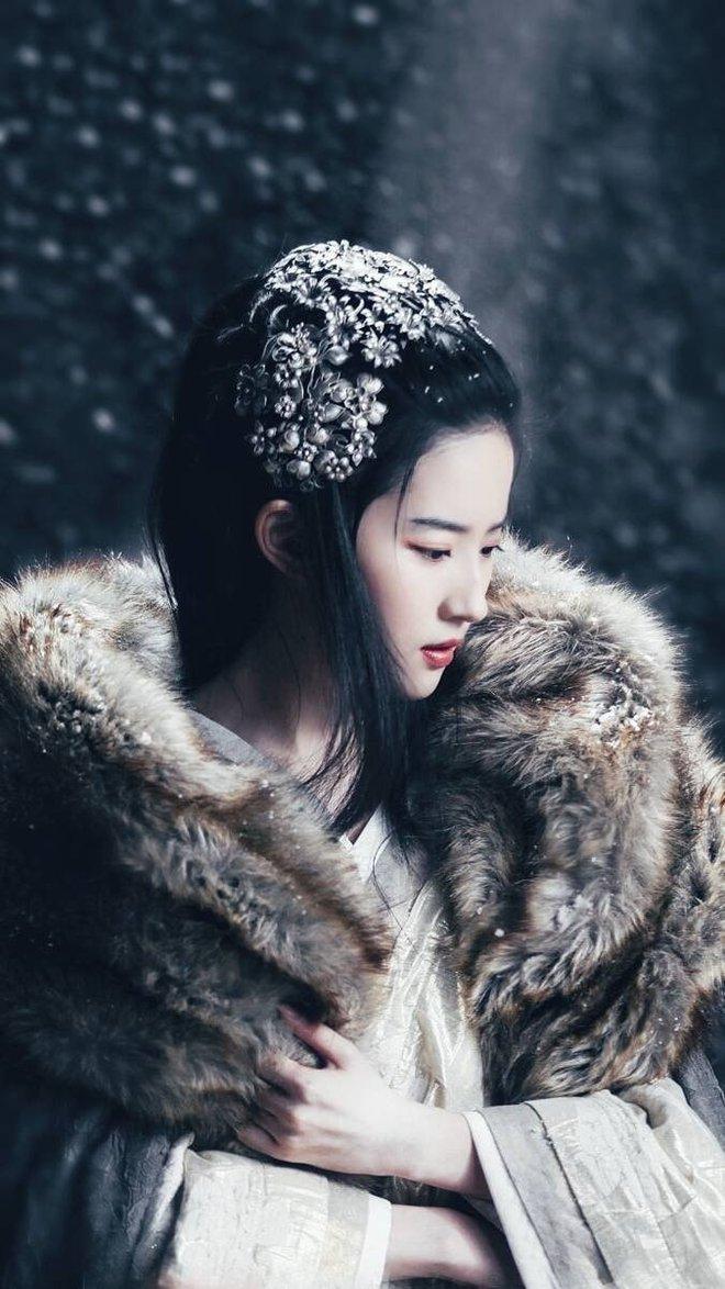 Lưu Diệc Phi từng cởi áo trước mặt Phùng Thiệu Phong, đẹp đến chao đảo chúng sinh trên màn ảnh 10 năm trước - ảnh 4