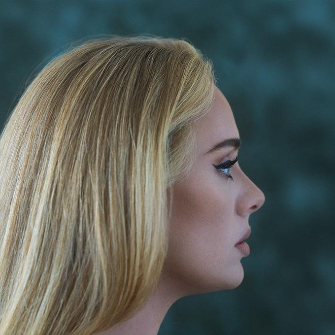 Adele tung bìa album đơn giản quá khiến fan than trời: Chị có thể make it complicated hơn được khum? - ảnh 1