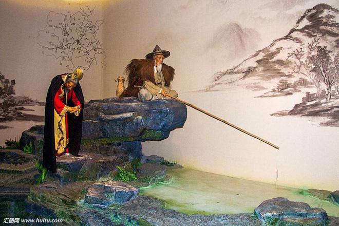Khương Tử Nha là ai, tiểu sử và sự tích câu cá không lưỡi lạ lùng - ảnh 3