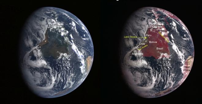 Có một hành tinh giống Trái đất như sinh đôi ở ngay trong Hệ Mặt trời, và đó không phải là nơi bạn đang nghĩ tới - ảnh 3