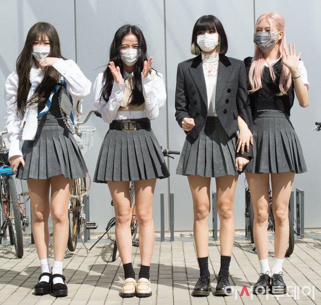 BLACKPINK chứng tỏ đẳng cấp với loạt nhóm nữ aespa, ITZY... bằng đúng một tiểu tiết - ảnh 14
