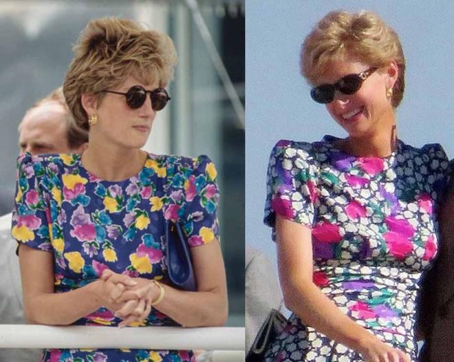 Hú hồn ảnh hậu trường Công nương Diana của phim The Crown bị lộ, phát ngất vì sao y bản chính không phân biệt nổi! - ảnh 1