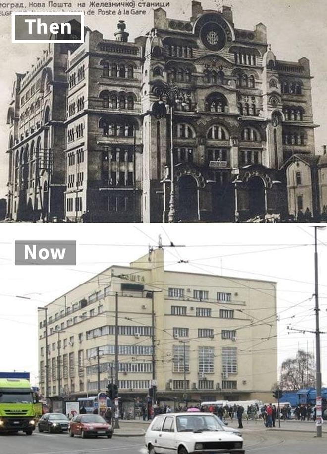 20 ngôi nhà cổ được cải tạo sau trăm năm thăng trầm, ai ngờ sửa xong xấu thậm tệ hơn trước - ảnh 5