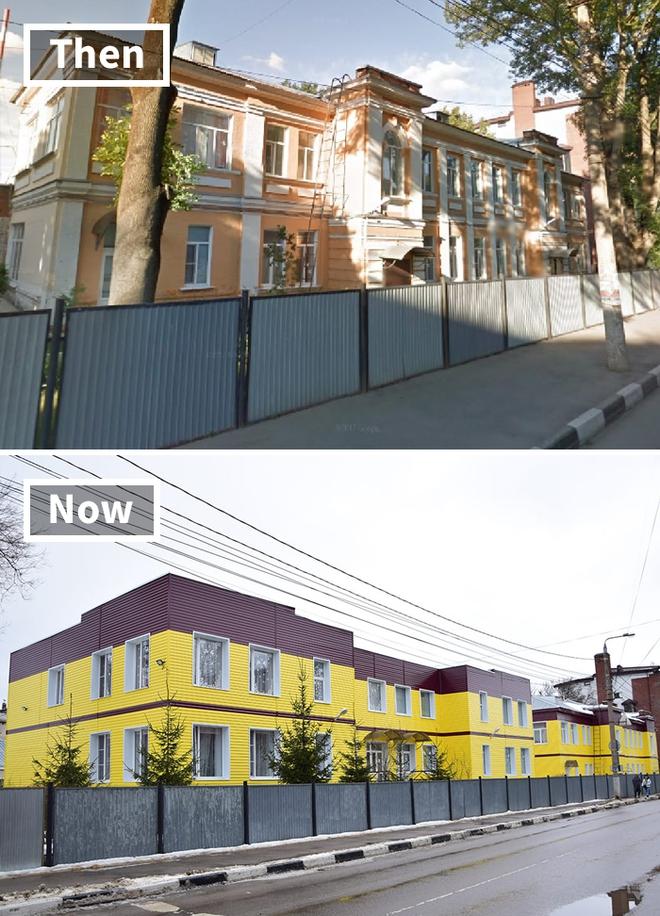 20 ngôi nhà cổ được cải tạo sau trăm năm thăng trầm, ai ngờ sửa xong xấu thậm tệ hơn trước - ảnh 6