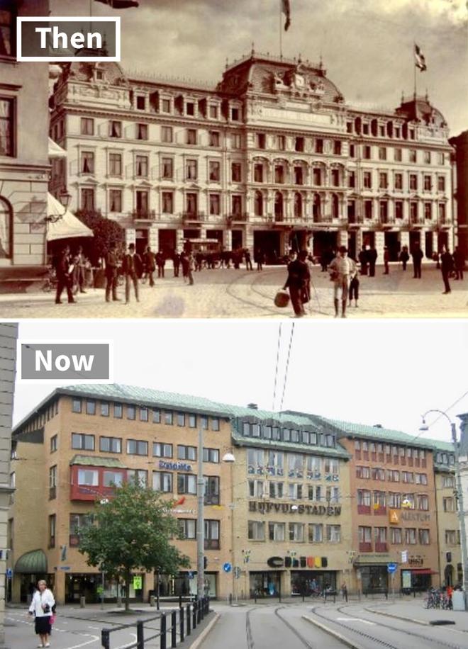 20 ngôi nhà cổ được cải tạo sau trăm năm thăng trầm, ai ngờ sửa xong xấu thậm tệ hơn trước - ảnh 9
