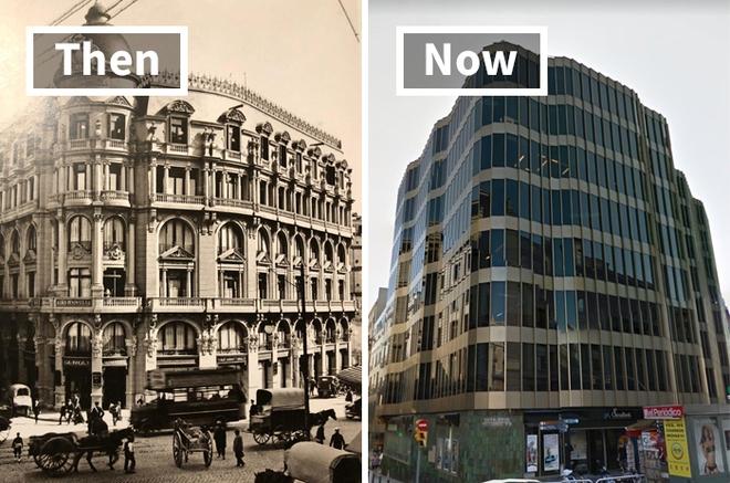 20 ngôi nhà cổ được cải tạo sau trăm năm thăng trầm, ai ngờ sửa xong xấu thậm tệ hơn trước - ảnh 10