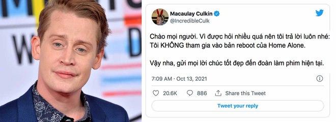 Huyền thoại Home Alone ra mắt phần mới nhưng netizen lao vào chửi vì một lý do, buồn nhất là chia sẻ từ cậu bé Macaulay Culkin năm nào - ảnh 5