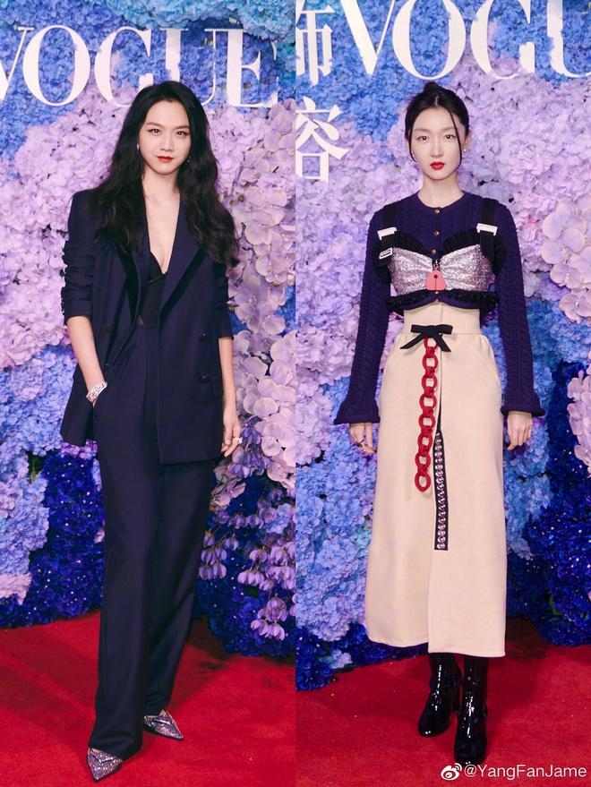 Bức ảnh hot nhất Weibo: Dương Mịch và Tam kim ảnh hậu bị đại Hoa đán lu mờ, Cung Tuấn gây tranh cãi vì 1 hành động - ảnh 6