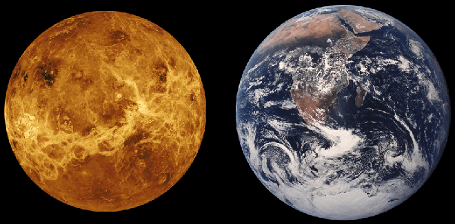 Có một hành tinh giống Trái đất như sinh đôi ở ngay trong Hệ Mặt trời, và đó không phải là nơi bạn đang nghĩ tới - ảnh 1