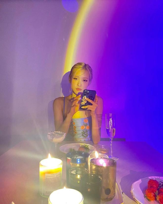 Giữa tranh cãi ủng hộ dancer YG ở Street Woman Fighter, Rosé (BLACKPINK) bỗng có động thái bất ngờ - ảnh 7