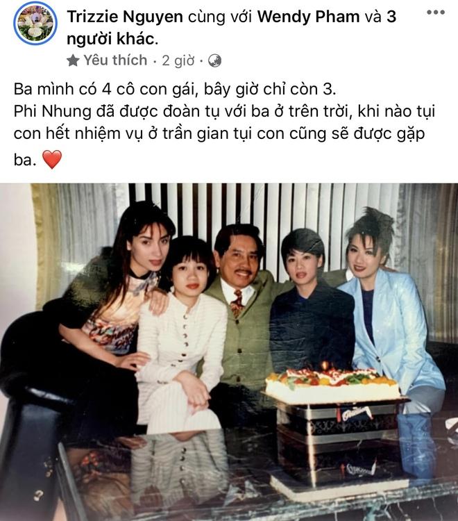 Lộ ảnh hiếm thời trẻ của cố ca sĩ Phi Nhung, nhan sắc con lai đỉnh cao một thời nay khiến bao người thương nhớ - ảnh 1