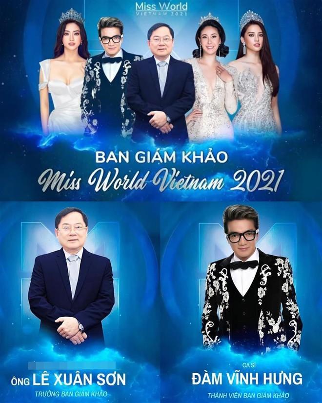 Đàm Vĩnh Hưng bị netizen phản đối chấm thi Miss World Vietnam 2021, lý do là gì? - ảnh 1