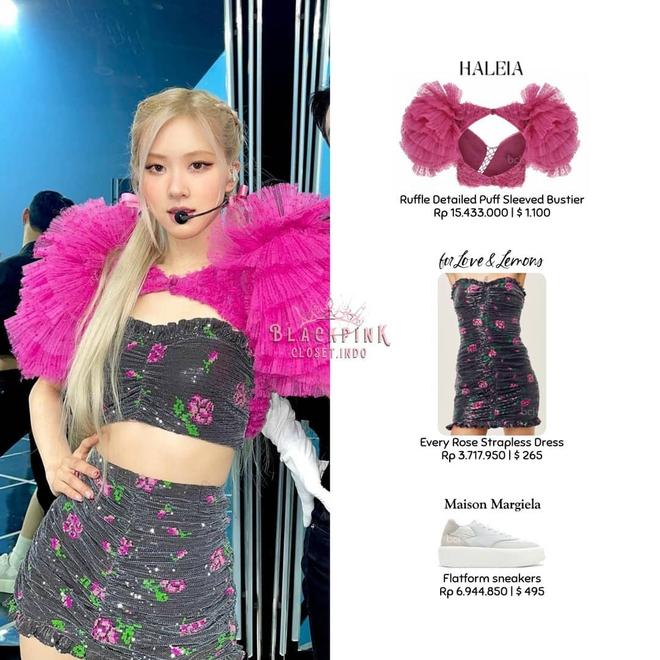 """Mix & Phối - Viết là THE SHOW đọc là """"đại hội chế đồ của stylist BLACKPINK"""": Choáng nhất là màn chế áo khoác cho Jennie, Rosé - chanvaydep.net 1"""