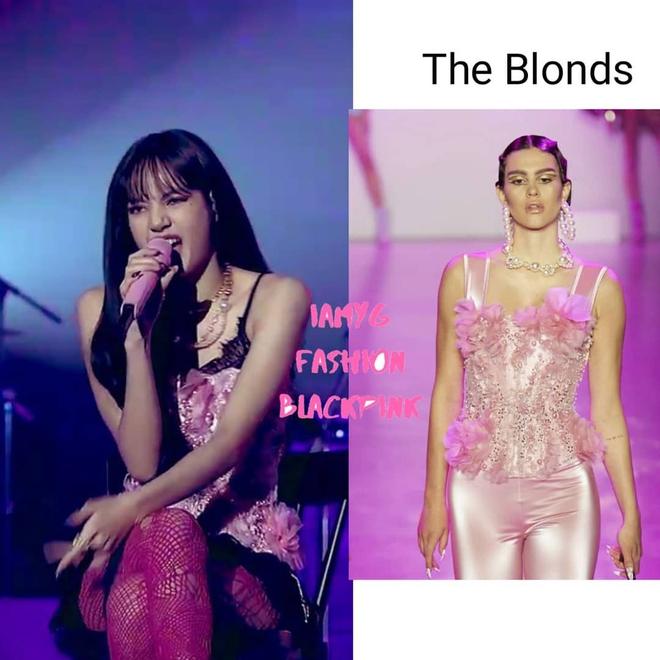 """Mix & Phối - Viết là THE SHOW đọc là """"đại hội chế đồ của stylist BLACKPINK"""": Choáng nhất là màn chế áo khoác cho Jennie, Rosé - chanvaydep.net 3"""