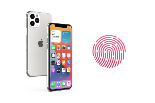 Apple có nhiều tín hiệu cho thấy iPhone 13 sẽ có Touch ID trên màn hình! - Ảnh 2.
