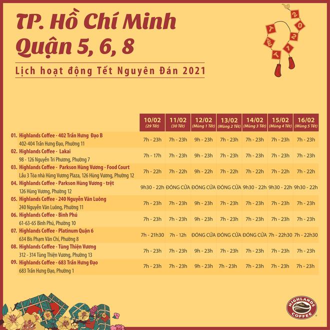 Danh sách những quán cà phê mở cửa xuyên Tết ở Sài Gòn, có tới hàng trăm sự lựa chọn đây khỏi lo thiếu chỗ! - Ảnh 16.