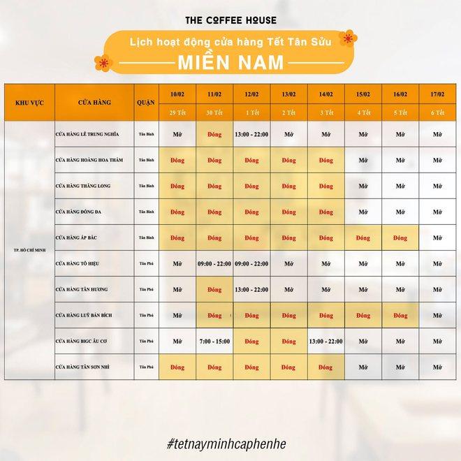 Danh sách những quán cà phê mở cửa xuyên Tết ở Sài Gòn, có tới hàng trăm sự lựa chọn đây khỏi lo thiếu chỗ! - Ảnh 24.