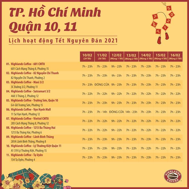 Danh sách những quán cà phê mở cửa xuyên Tết ở Sài Gòn, có tới hàng trăm sự lựa chọn đây khỏi lo thiếu chỗ! - Ảnh 15.