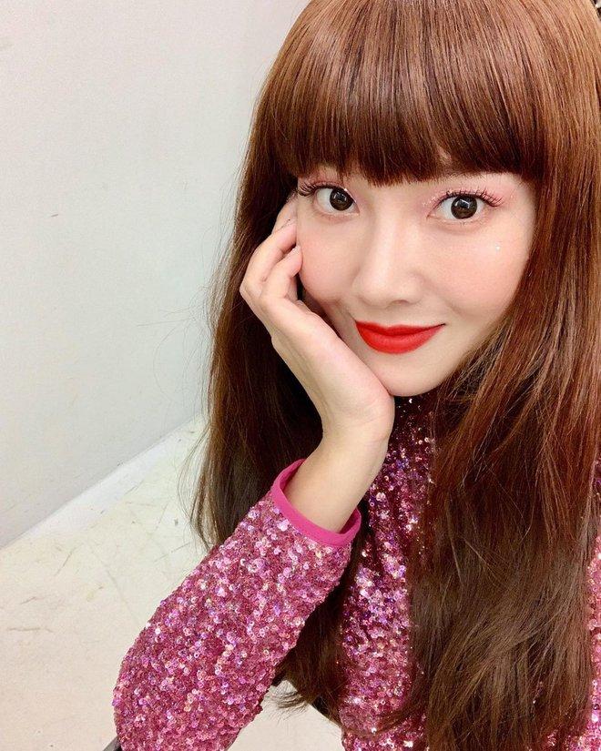 4 chiêu makeup đang được sao Hàn yêu thích, các nàng copy theo là nhan sắc long lanh hết nút - Ảnh 4.