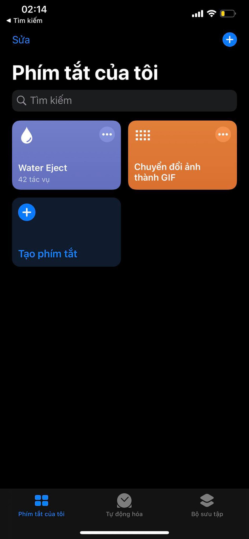"""Mẹo bật, tắt """"Chế độ máy bay"""" tự động theo khung giờ nhất định trên iPhone - Ảnh 2."""