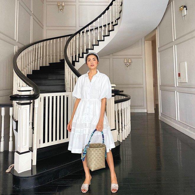 5 mẫu giày hoàn hảo để mix với váy trắng: Vừa tôn dáng hết cỡ, vừa tăng gấp mấy lần vẻ tinh tế và sang chảnh - Ảnh 2.