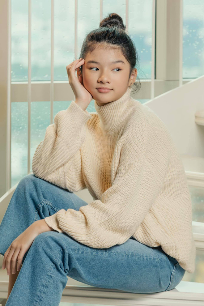 """Ái nữ nhà Trương Ngọc Ánh ngày càng xinh, 13 tuổi mà nhan sắc lẫn vóc dáng đều """"bén"""" vô cùng! - ảnh 6"""
