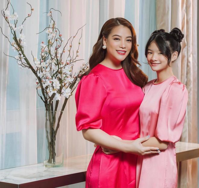 """Ái nữ nhà Trương Ngọc Ánh ngày càng xinh, 13 tuổi mà nhan sắc lẫn vóc dáng đều """"bén"""" vô cùng! - ảnh 1"""