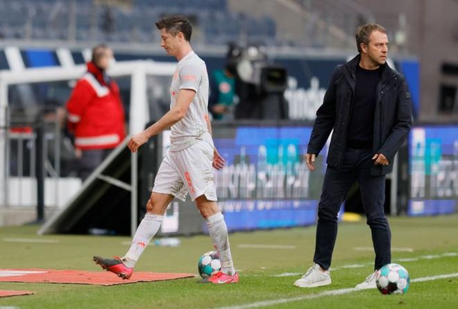 Bayern Munich tiếp tục gây thất vọng sau kỳ tích cú ăn 6 - ảnh 1