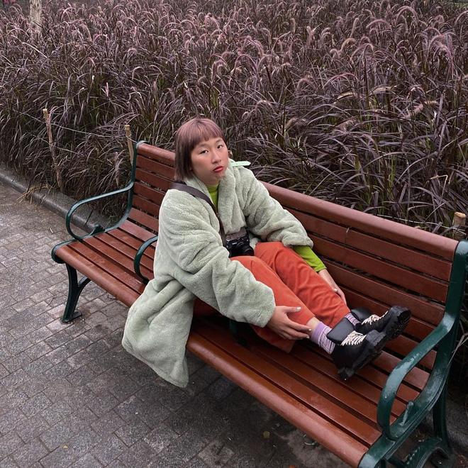 Trang Hý lúc ra đường với khi ở nhà như hai người khác nhau, tất cả là vì mái tóc - ảnh 7