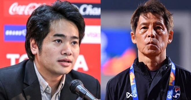 HLV Nhật Bản khó chịu vì bị tố thiếu chuyên nghiệp, muốn từ chức tuyển Thái Lan - ảnh 1