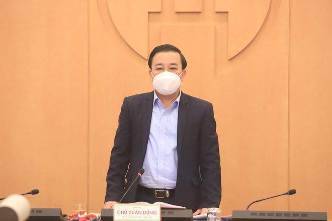 Phó Chủ tịch Hà Nội: Thời gian tới thành phố sẽ nới lỏng để các hoạt động trở lại bình thường - Ảnh 2.