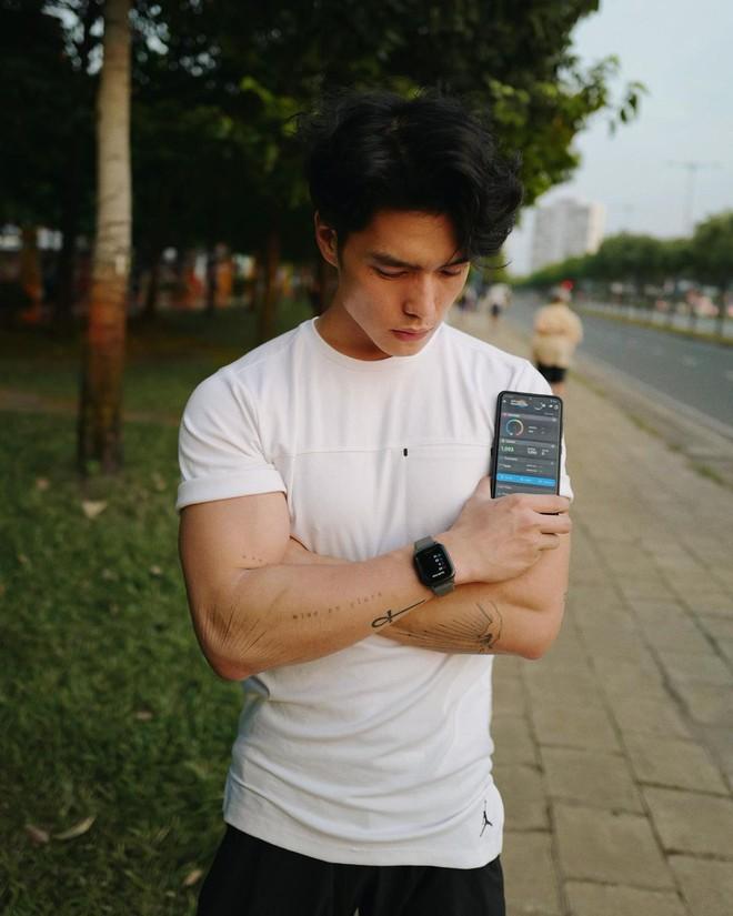 Bạn trai tin đồn của Ngô Thanh Vân lột xác thành soái ca nhờ giảm cân như thế nào? - ảnh 6