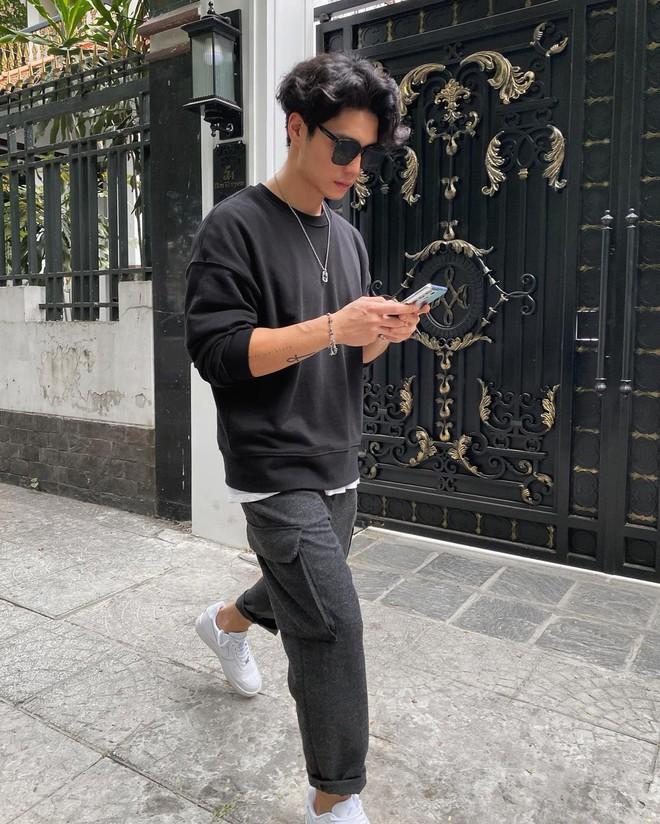 Bạn trai tin đồn của Ngô Thanh Vân lột xác thành soái ca nhờ giảm cân như thế nào? - ảnh 7