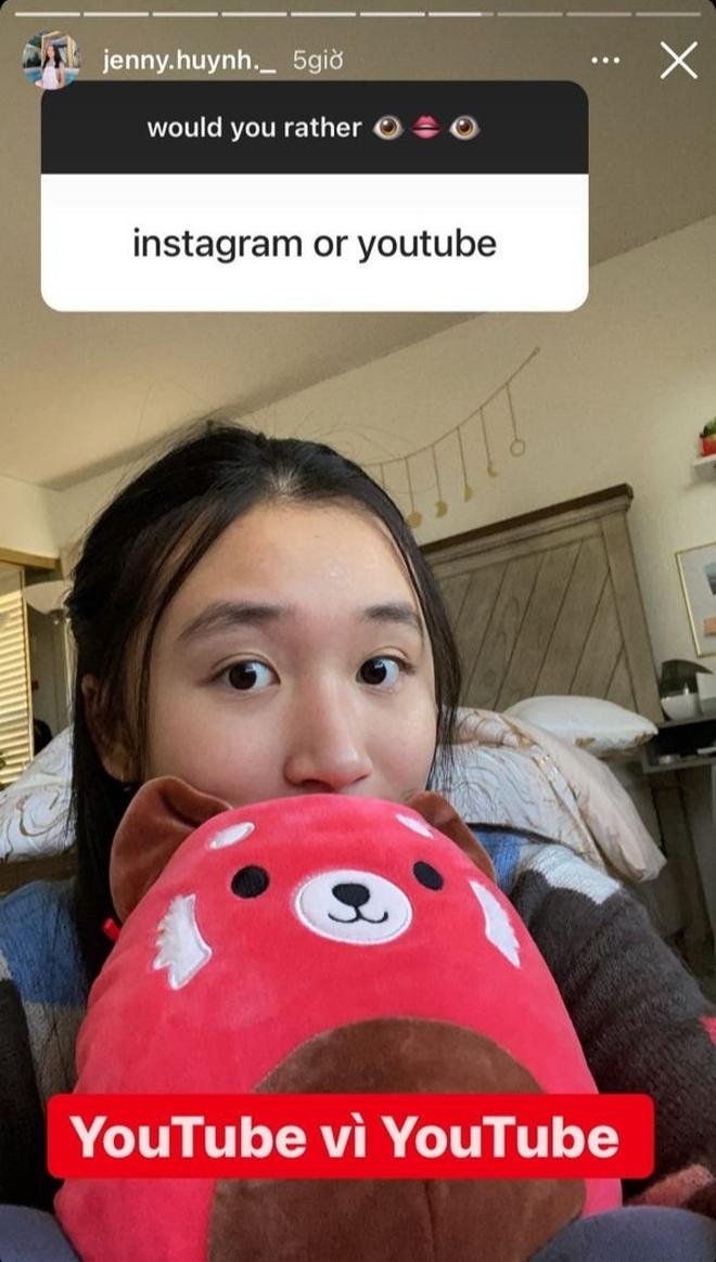 """Jenny Huỳnh trả lời câu hỏi về tiền thông minh cỡ này bảo sao mới 16 tuổi đã trở thành """"thế lực"""" triệu fan - ảnh 5"""