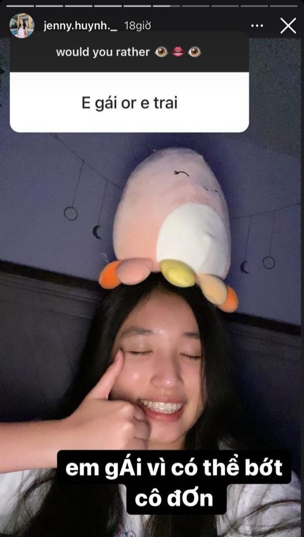 """Jenny Huỳnh trả lời câu hỏi về tiền thông minh cỡ này bảo sao mới 16 tuổi đã trở thành """"thế lực"""" triệu fan - ảnh 6"""