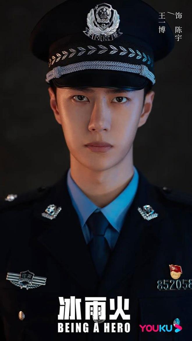 Hoàng Cảnh Du rủ Vương Nhất Bác và bạn trai Cúc Tịnh Y đóng cảnh sát, tham vọng lập nhóm F4 phiên bản hình sự hay gì? - ảnh 8