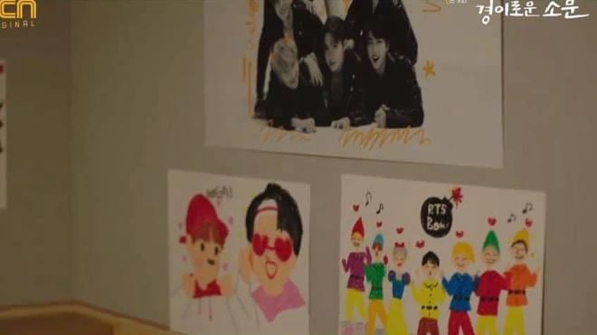 6 lần BTS làm cameo ở các bom tấn truyền hình: Từ Penthouse tới True Beauty, đâu cũng thấy bóng dáng anh nhà! - ảnh 14