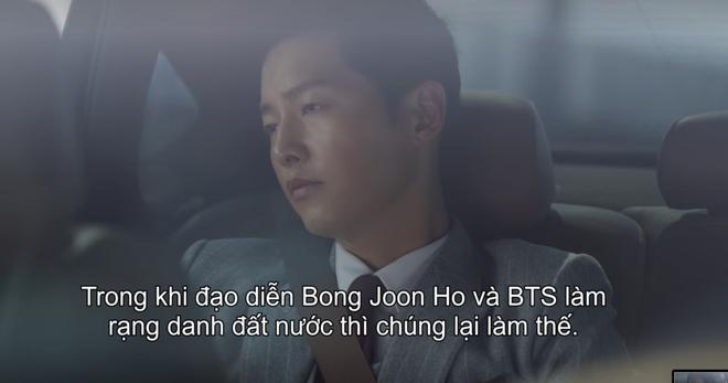 6 lần BTS làm cameo ở các bom tấn truyền hình: Từ Penthouse tới True Beauty, đâu cũng thấy bóng dáng anh nhà! - ảnh 6