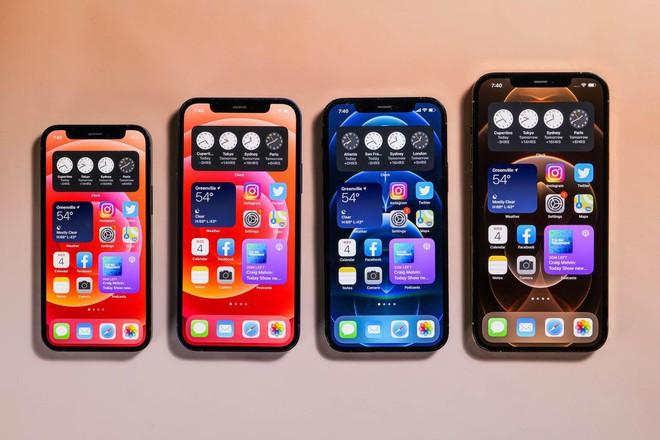 iPhone 13 lộ thông tin giống những đối thủ đến kỳ lạ - ảnh 1