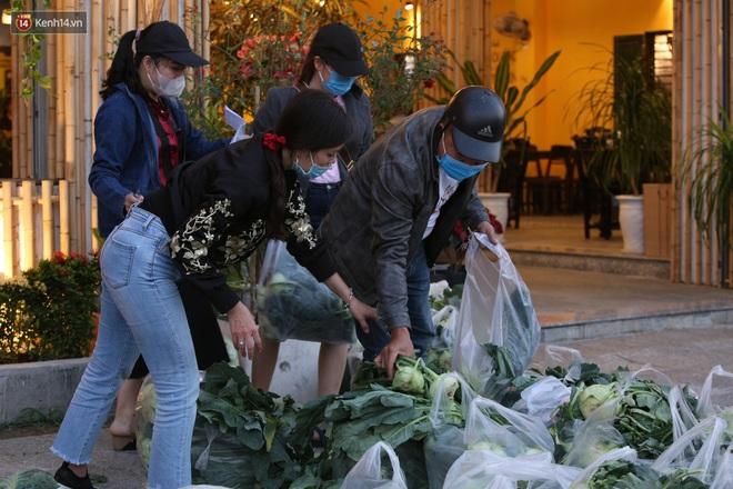 Ảnh: Người Đà Nẵng nườm nượp kéo nhau giải cứu nông sản cho nông dân Hải Dương - ảnh 4