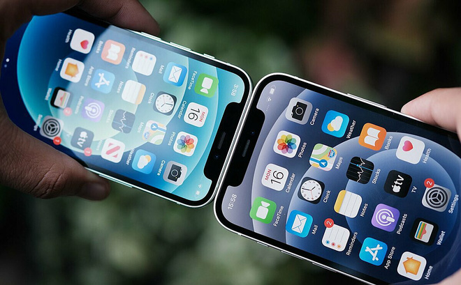 iPhone 13 lộ thông tin giống những đối thủ đến kỳ lạ - ảnh 3