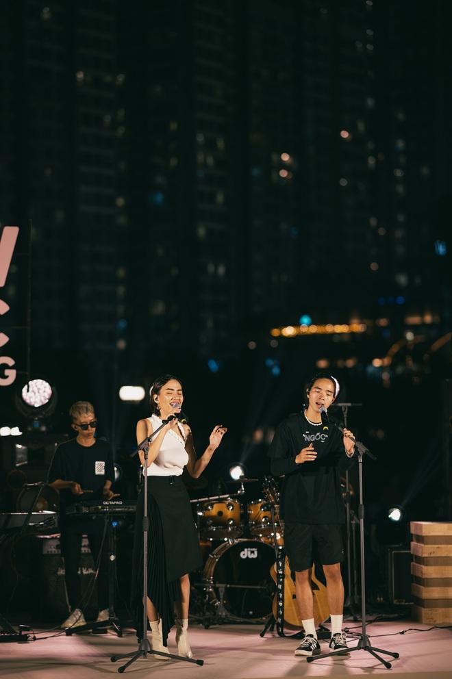Suni Hạ Linh tự tin cover Aloha nghe cưng xỉu, Thịnh Suy - Gigi Hương Giang khiến fan rụng tim vì bản song ca cực ngọt - ảnh 8