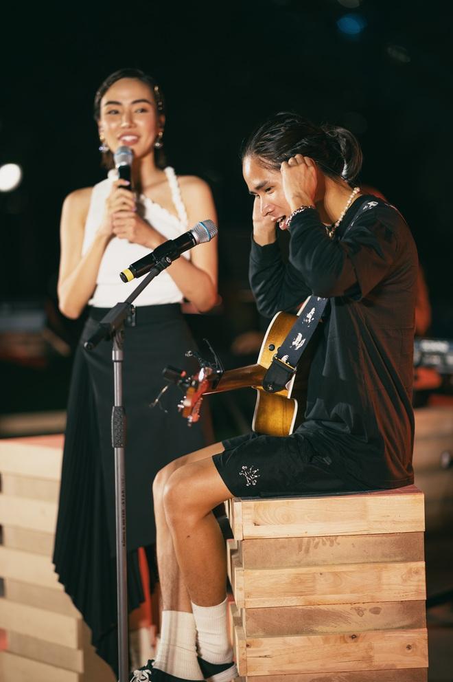 Suni Hạ Linh tự tin cover Aloha nghe cưng xỉu, Thịnh Suy - Gigi Hương Giang khiến fan rụng tim vì bản song ca cực ngọt - ảnh 7