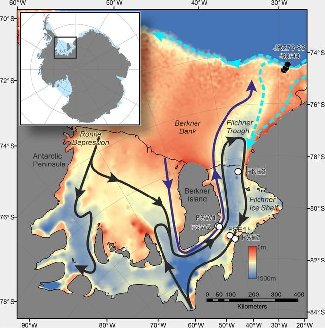GoPro giúp các nhà khoa học tìm ra 12 loài động vật chưa từng được biết đến dưới lớp băng ở Nam Cực - ảnh 2