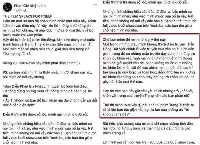 Đạo diễn Trạng Tí lại vạ miệng khiến netizen Việt đòi tẩy chay phim khi cà khịa bom tấn Justice League sắp chiếu - ảnh 7