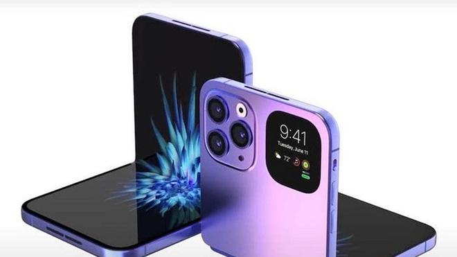 Lộ diện iPhone Fold với màn hình 7,6 inch - ảnh 1
