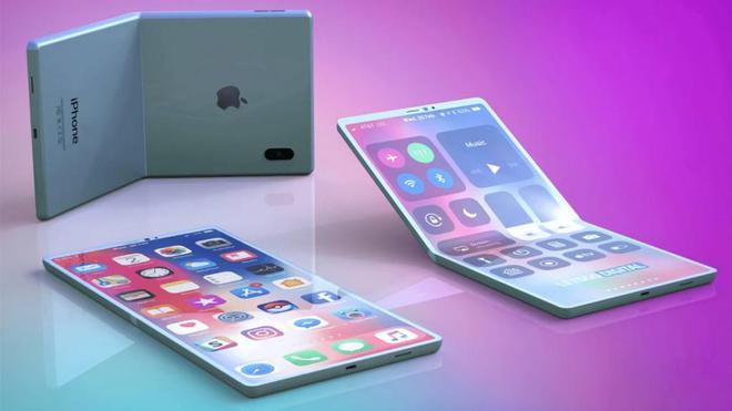 Lộ diện iPhone Fold với màn hình 7,6 inch - ảnh 2