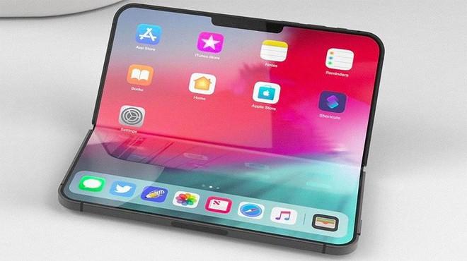 Lộ diện iPhone Fold với màn hình 7,6 inch - ảnh 4