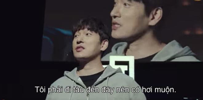 Park Shin Hye mới chạm mặt Jo Seung Woo ở tập 3 Sisyphus đã vội rủ đằng trai đi đu đưa cực ngầu - ảnh 3